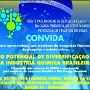 BNDES apresenta em Brasília relatório final de estudo sobre diversificação